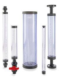 Calibration Columns PVC