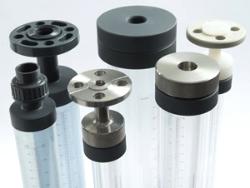 Calibration Columns Connection Options