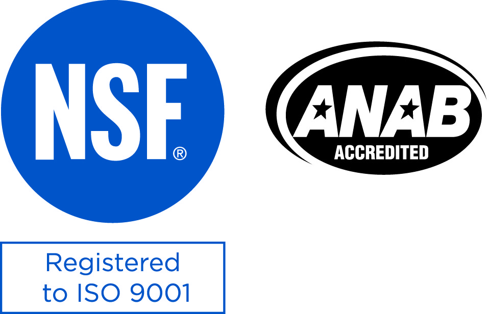 Griffco Quality Certifications ISO 9001