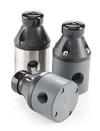 M-Series Low-Flow Back Pressure Valves