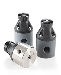 M-Series Low-Flow Pressure Relief Valves