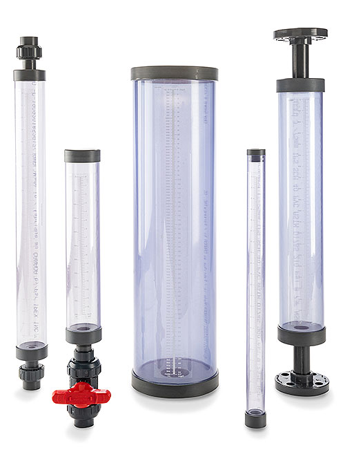Calibration Columns PVC